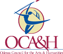 Odessa Council for the Arts & Humanities Logo